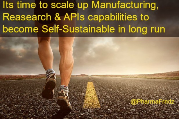 scale up pf