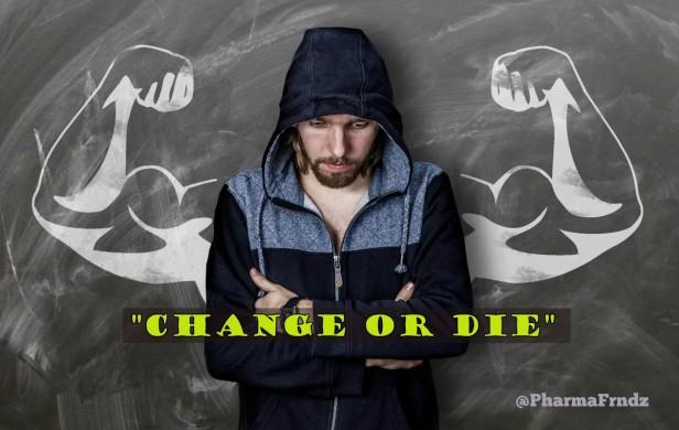 Upskill change or die